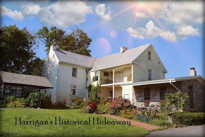 Harrigan's Historic Hideaway