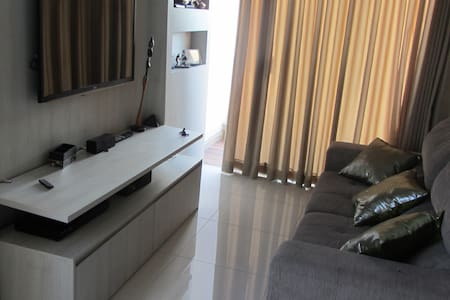 Suíte privativa - Belo Horizonte - Appartement