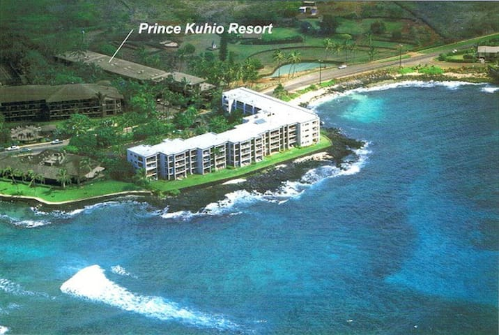 STAY AT PRINCE KUHIO! - Koloa - Wohnung