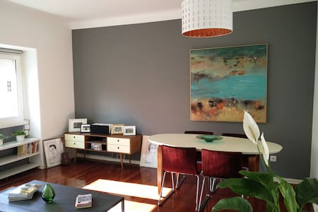 Cosy 2 bedroom apartment in Alvalade - Lisboa - Pis