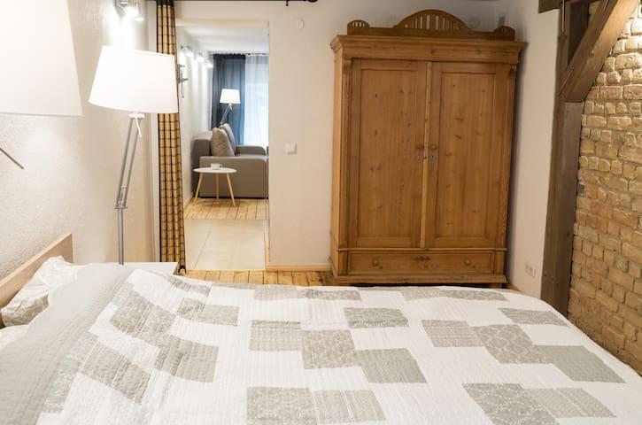 New 2-room apartment in Art Nouveau district