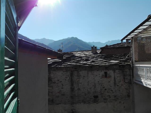 Alloggio montano in Val Pellice