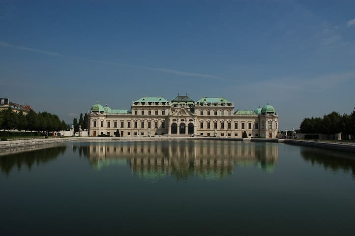 apartment2rent - Belvedere Palace