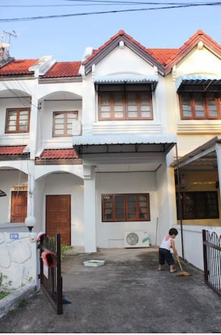 Near Beach 2 Storey Townhouse - BanChang  - Wohnung