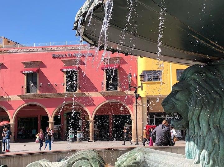 Hostal El Armario, en Centro Histórico de León.
