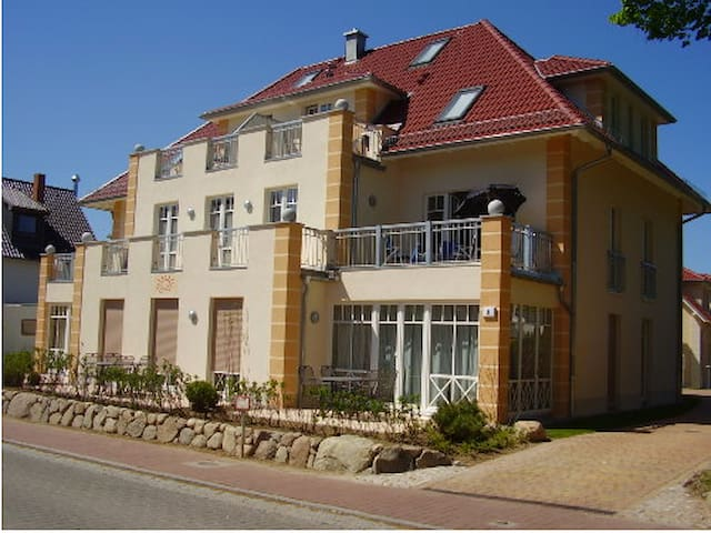 Appartement Strandläufer in Rerik - Rerik - Wohnung