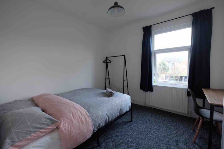 Double Bedroom #2 at Victorian House in Abbey Wood