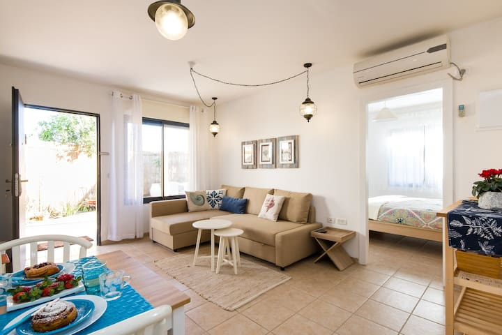 SeaSand-Habonim Beach Holiday Apart - HaBonim - Apartemen