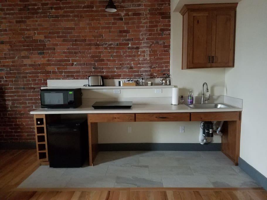 Yamhill kitchen