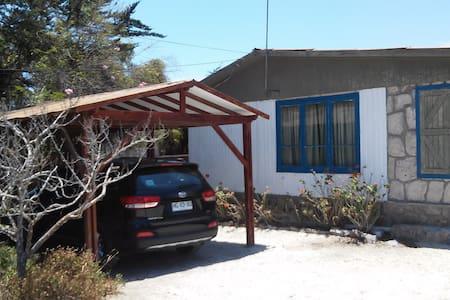 tongoy peninsula, casa amplia, cerca de playa - Tongoy