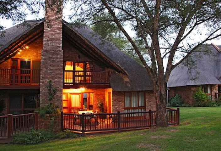 Cambalala Unit 1, Kruger Park Lodge - Hazyview - Huis