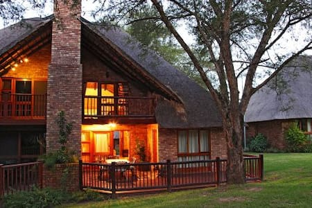 Cambalala Unit 1, Kruger Park Lodge - Hazyview - Hus