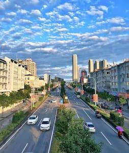 房屋位于生态县浙江泰顺,高端小区,顶跃,现代简约,俯看群山。 - Wohnung
