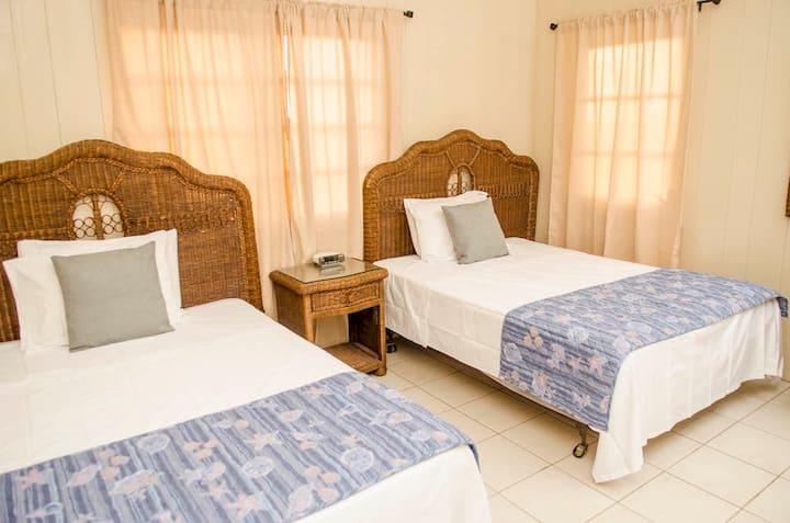 Ocean View Suites Double Beds South Coast Horizons