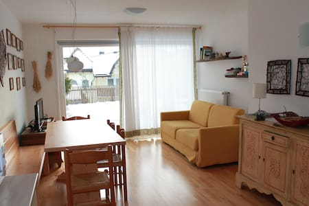 Splendido app. al Plan De Corones - Falzes - Lägenhet