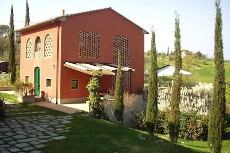 Il Cigliere in Tuscany's hearth - Cerreto Guidi - Haus