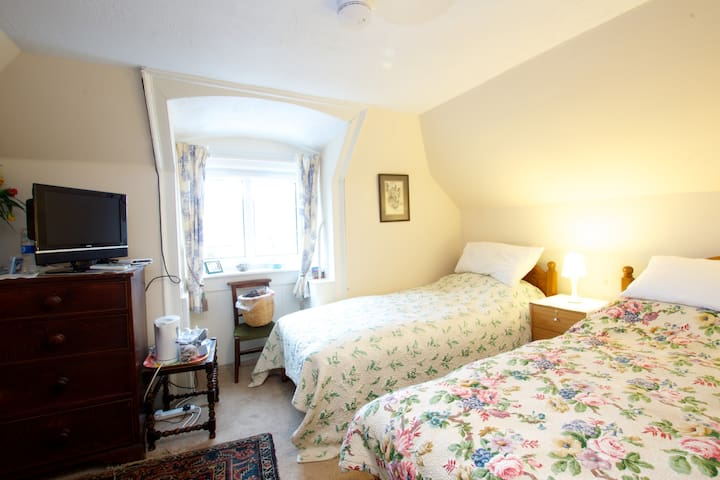 Cosy Town House Lauder Berwickshire - Lauder - Bed & Breakfast