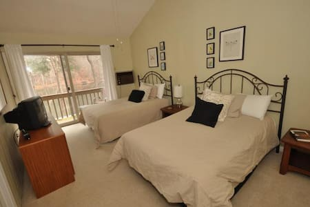 Fairway Villa #205 - Rumbling Bald Resort - Lake Lure - Villa