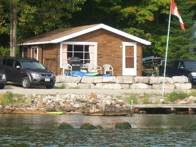 The Trent Cozy 2 Bedroom - Coldwater - Cottage