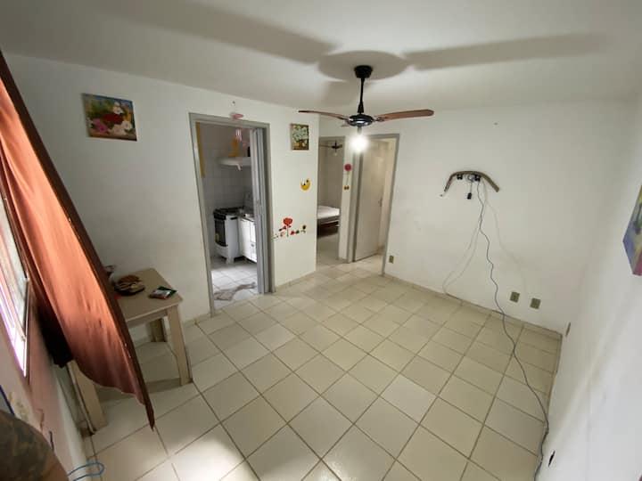 Apartamento 2 Quartos Belas Artes, Itanhaém