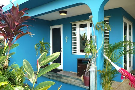 The Blue House - Borinquen - Ház