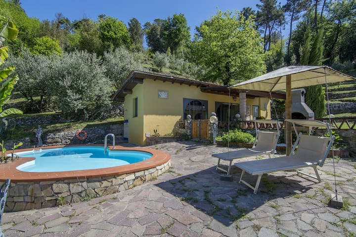Tuscany near Lucca-private pool ALL INCLUSIVE