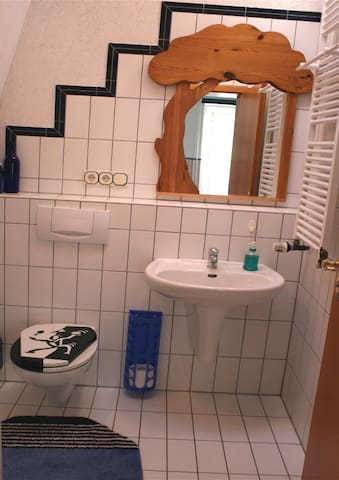 double room No. 2 / shower bath room
