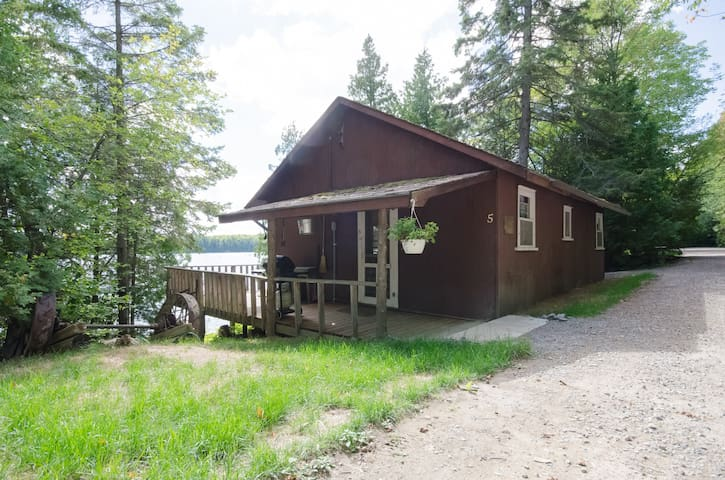 Camp Mary Anne - Cabin 5