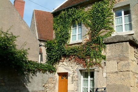 Historic Cottage in Varzy, Burgundy - Varzy - House