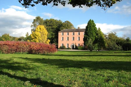 Dollardstown House - Rose Room - Kildare - Bed & Breakfast