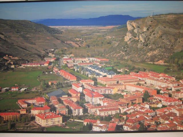 Ezcaray - La Rioja:  nice apartment