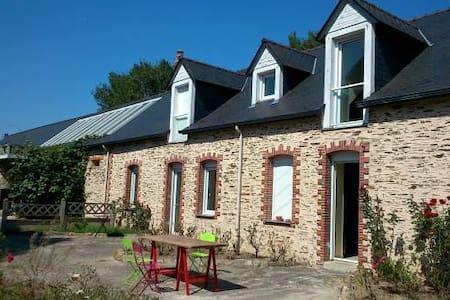 Habitat partagé à la campagne - Loiré