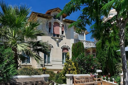 Villa ALOHA Centre Cannes 4 people