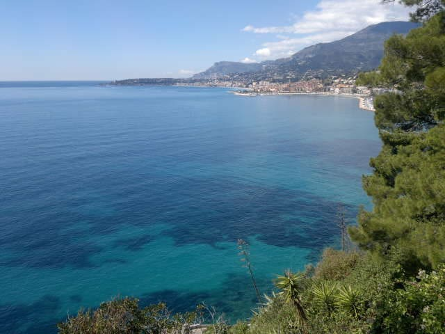 Doube bedroom beachfront - Bordighera - อพาร์ทเมนท์