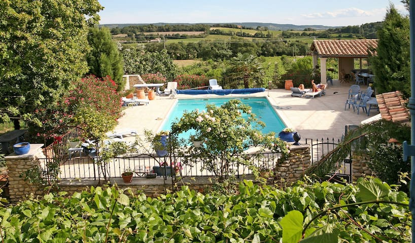 Holiday home in Visan - Visan - House