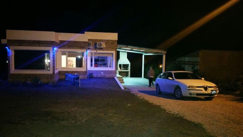 Casa en Villa Ventana apt 4personas
