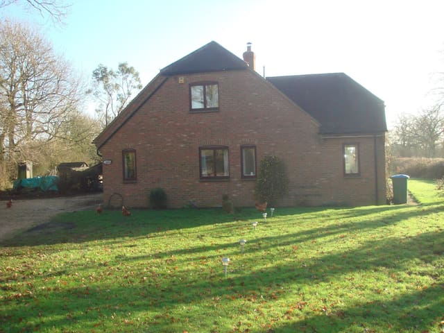 Single room 7 miles to Oxford - Buckinghamshire - Bed & Breakfast