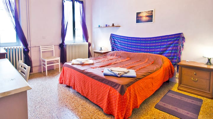B&B LaVentana, Mantova downtown
