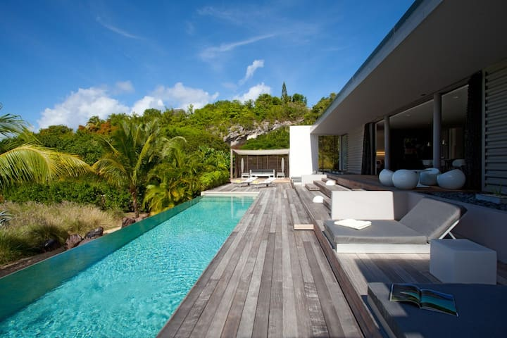 Princess X… Pure St Barths Style - Gustavia - Villa