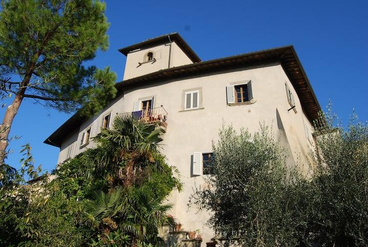 Appartamento in villa XIII secolo