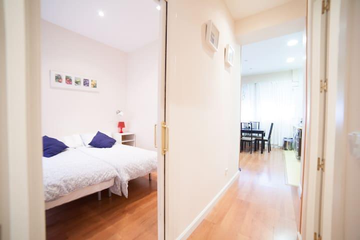 CONFORTABLE apartamento céntrico - Madrid - Flat