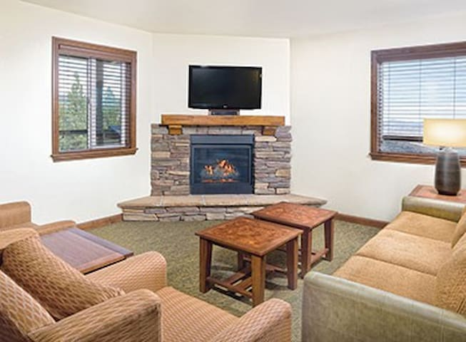 2bdm Condo Tahoe-3 WorldMark Resort - Stateline - Apartamento