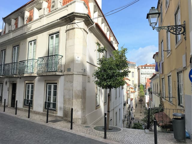 Stay in style at BAIRRO ALTO 2br2ba