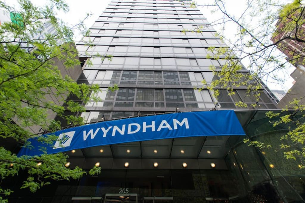 wyndham midtown 45 new york city studio condominiums. Black Bedroom Furniture Sets. Home Design Ideas