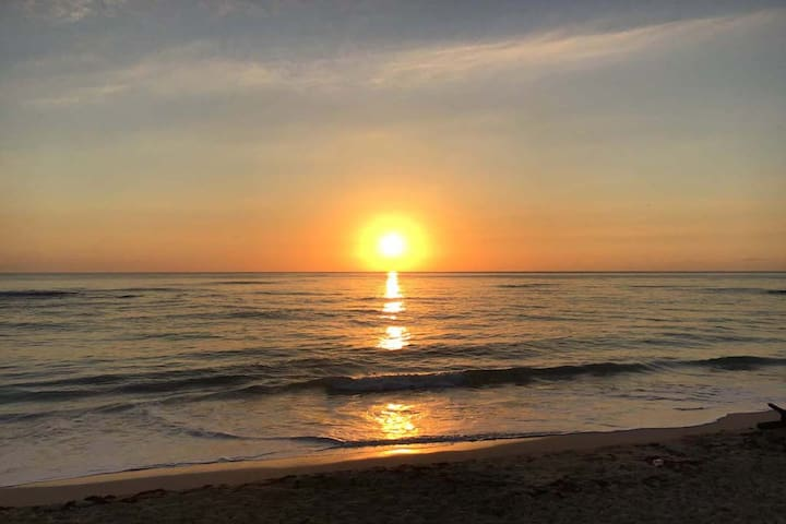 We don't joke about how beautiful the sunrise is here!  Come see for yourself!