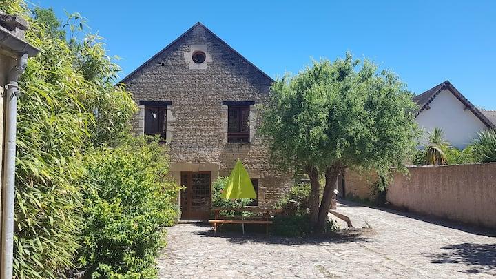 Gite Ranville  Maison Entièrement rénovée