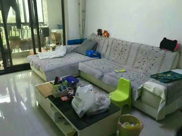 中国古镇旁的二居室 - Suzhou Shi - Hus