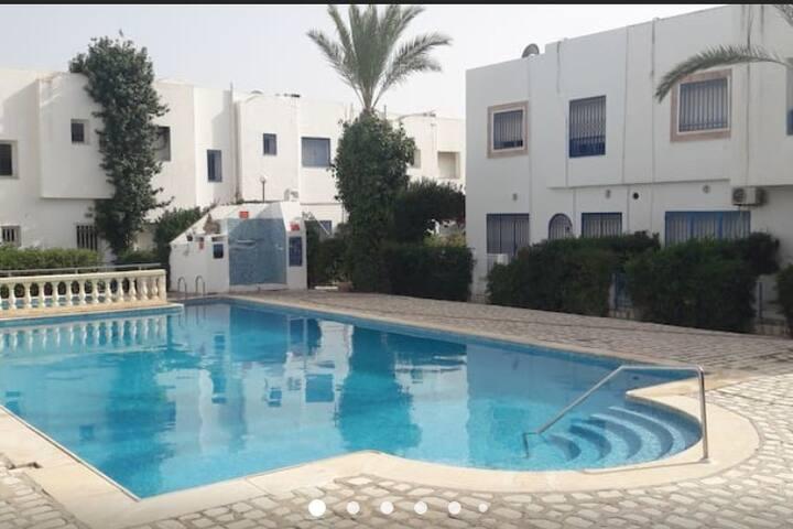Duplex S+2 résidence Meriem 2