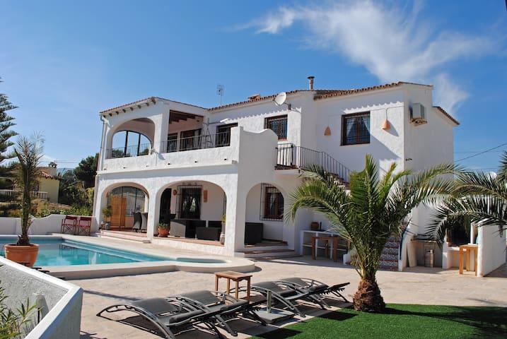 Villa Limasol : luxe op een unieke locatie - Calp - Villa