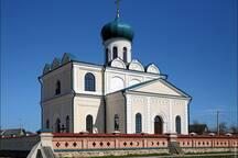 Старинная церковь Николая чудотворца